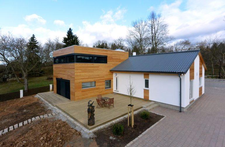 Nový vzorový dům
