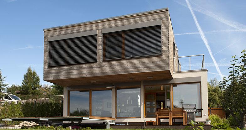 Atypický dům Zdiby