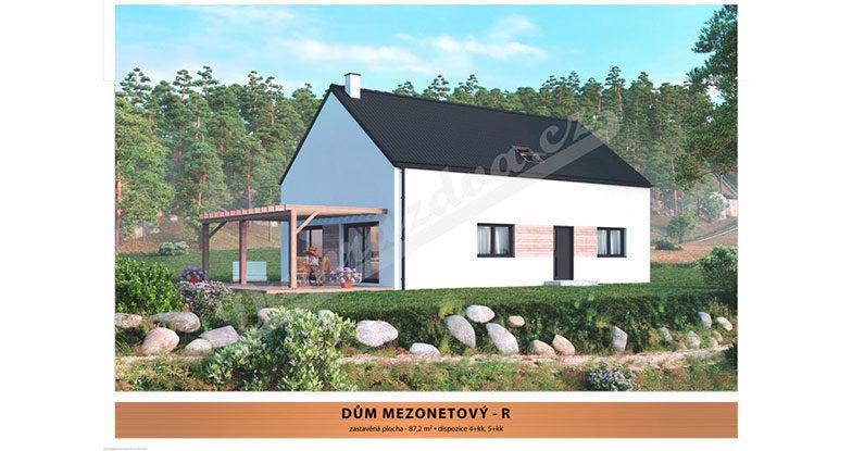 Dům mezonetový R